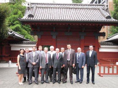 Стажировка Executive MBA в Японии