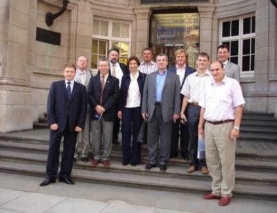 Стажировка Executive MBA в Великобритании