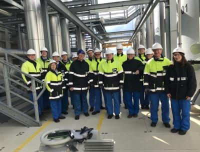 Стажировка Московского института нефтегазового бизнеса в Австрии