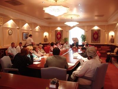 Стажировка Executive MBA Кадровая и социальная работа в ОАЭ и Омане