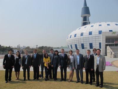 Стажировка ПАО НОВАТЭК в Южной Корее