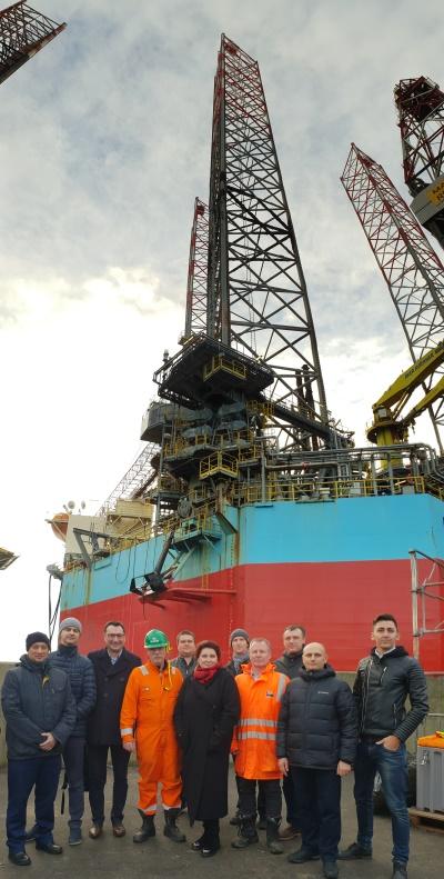 Стажировка MBA: Нефтяной и газовый бизнес в Норвегии и Дании