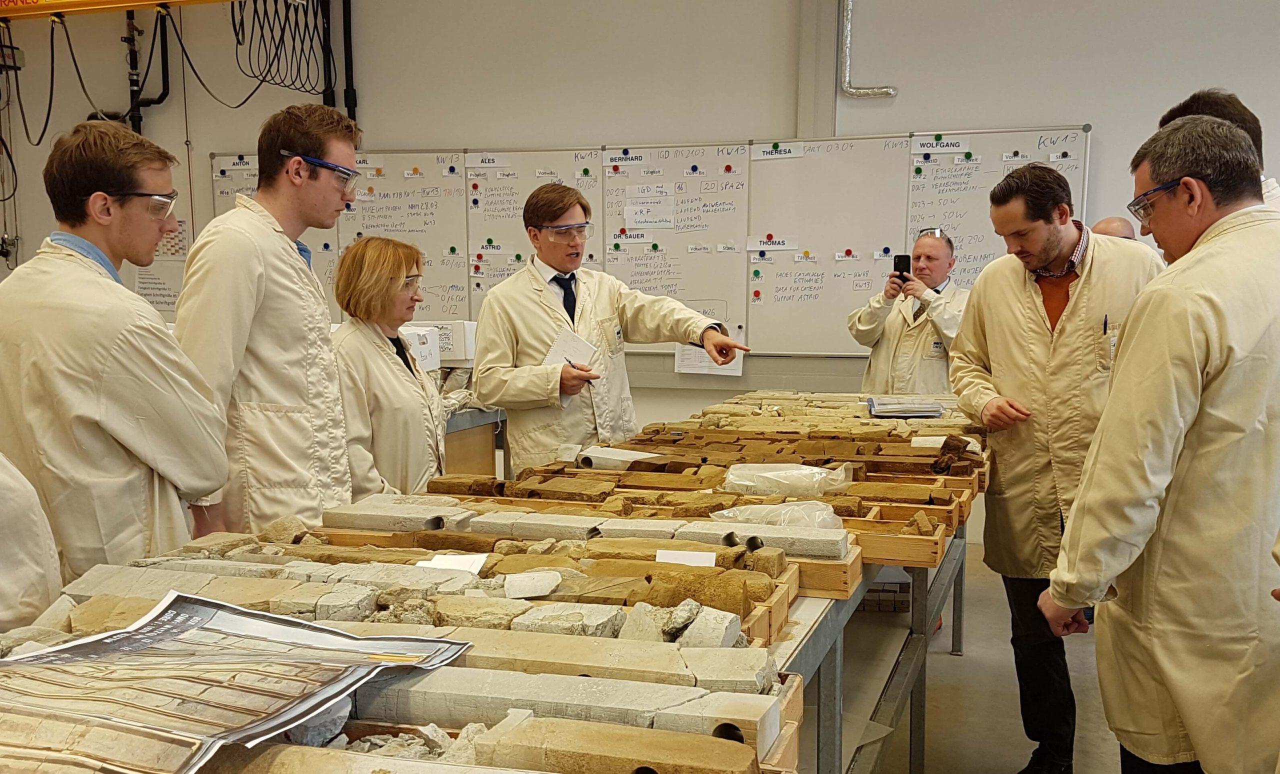 Стажировка MBA: Нефтяной и газовый бизнес в Австрии, OMV TECHCenter&Lab