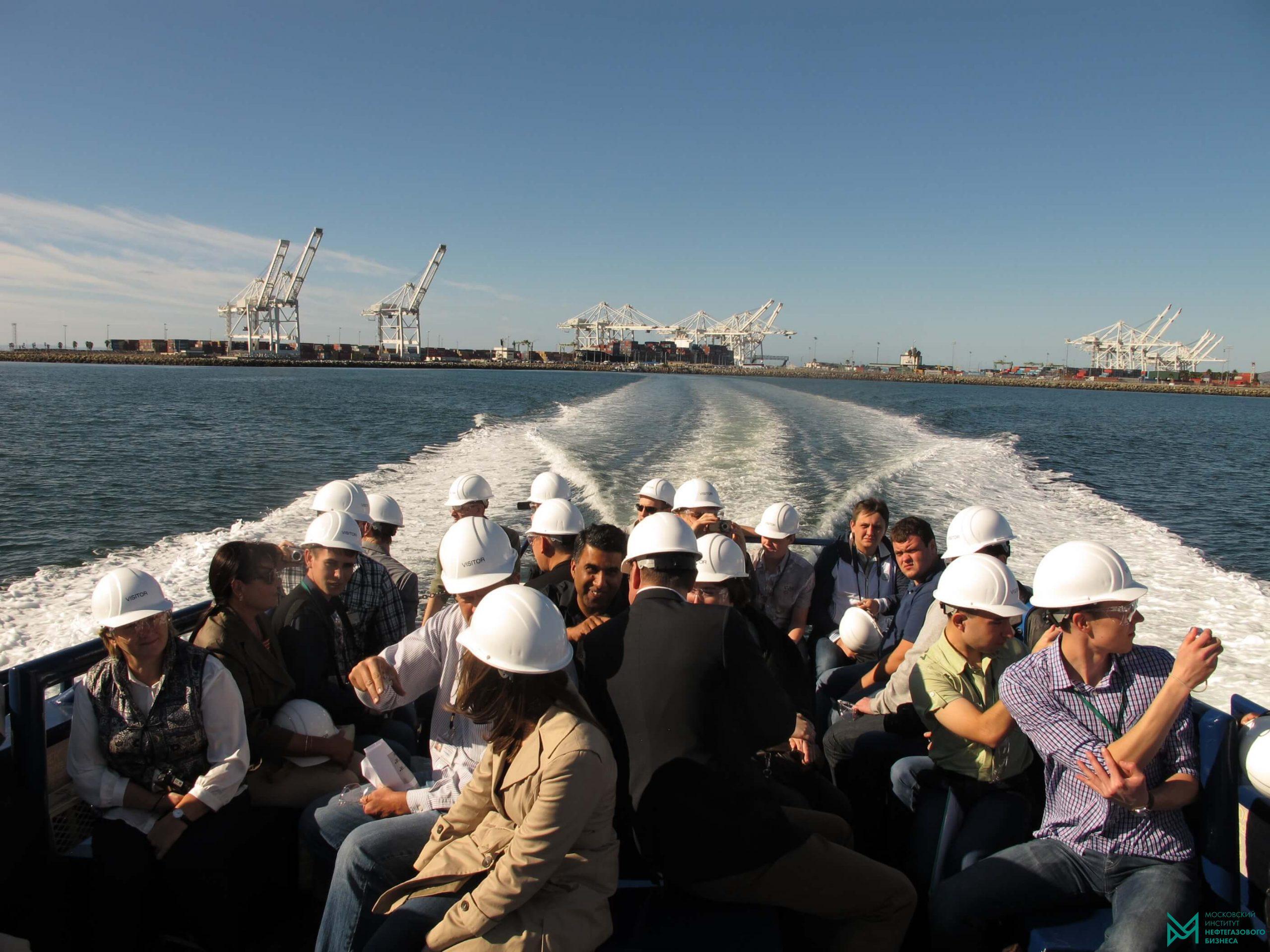 Стажировка ПАО «Сургутнефтегаз» в США