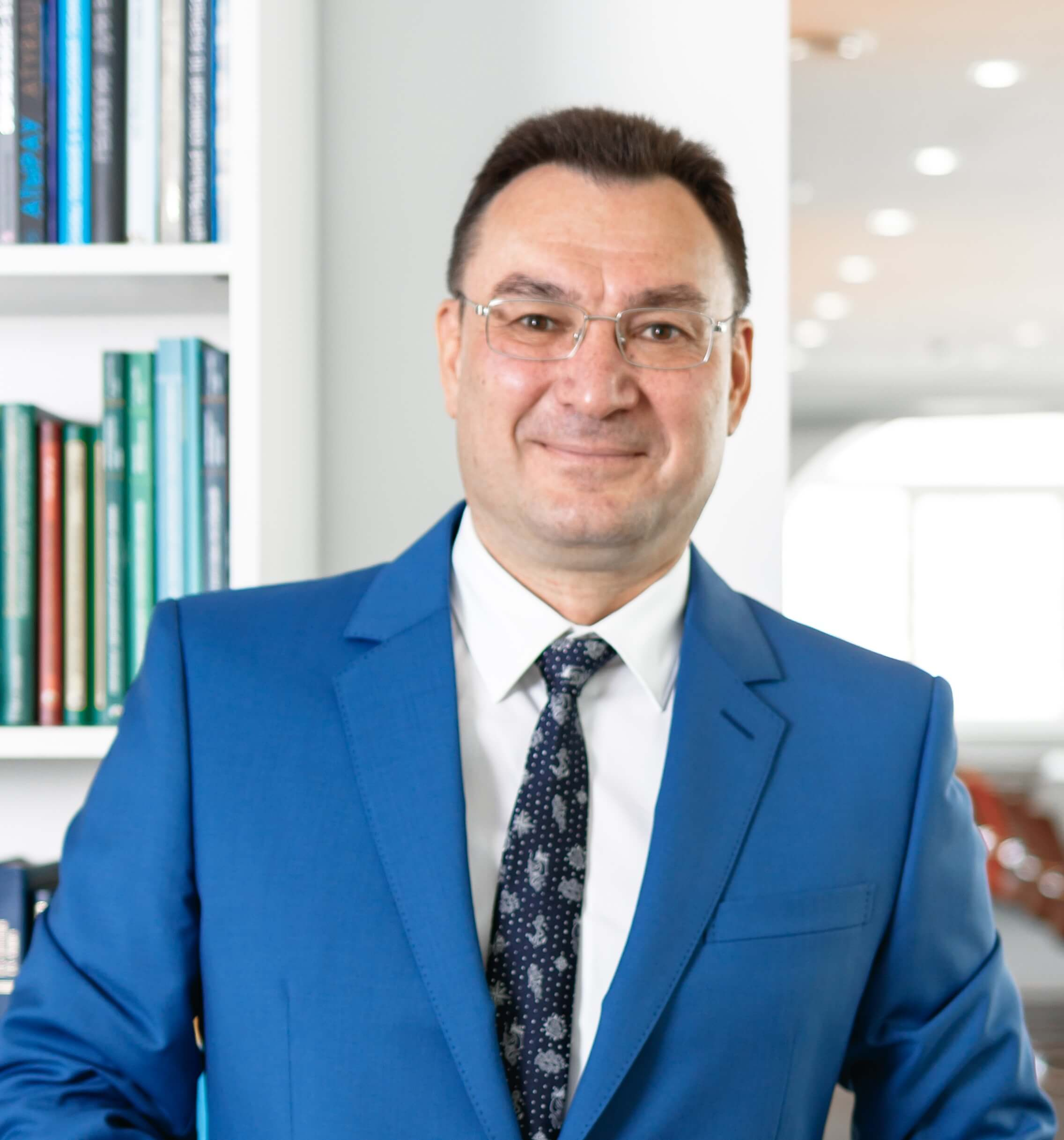 Шагиев Рустем Рудольфович, Ректор Московского института нефтегазового бизнеса