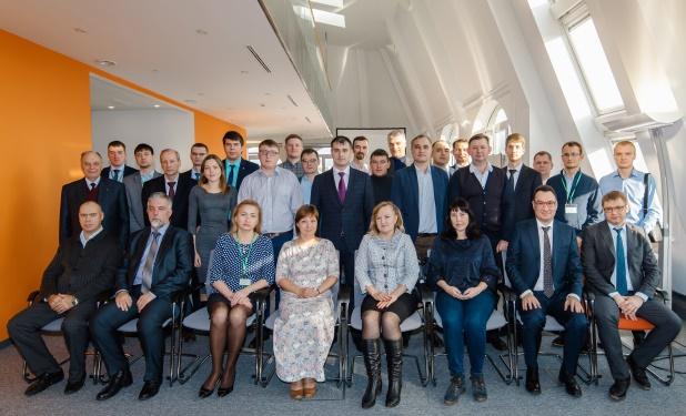 Инновационные дни Клуба исследователей скважин, Москва, 2017